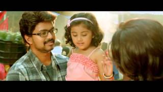 Eena Meena Teeka Official Video Song | Theri | Vijay, Nainika | Atlee | G V Prakash Kumar