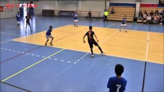 U15 - FF FC Barcelona - FC Molenbeek - Second Half