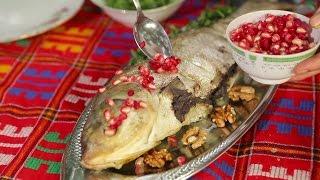 Ariana's Persian Kitchen -  Fitehfaak/آشپزخانه ایرانی آریانا – ماهی فیته فاک