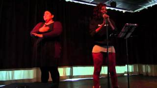 deaf/def poetry jam, reenah golden, denise herrera interpreting, matt schwartz