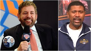New York Knicks should not be up for sale - Jalen Rose l Jalen & Jacoby