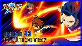 Inazuma Eleven Go Galaxy - Episodio 43 español «¡El último tiro!»