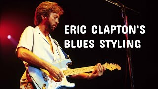 In The Mind of: Eric Clapton Guitar Lesson