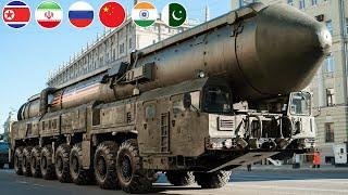 أكبر 10 دول تمتلك أسلحة نووية فى العالم - منهم دول إسلامية