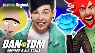 Draw My Show - DanTDM Creates a Big Scene (Ep 6)