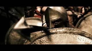 أقوى مقطع في فلم ( 300 محارب اسبرطي) التاريخي