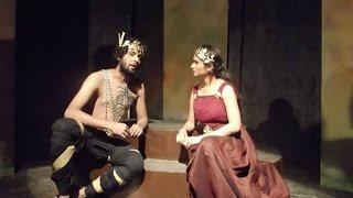 oedipus king play panjab university chandigarh
