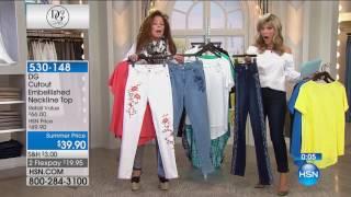 HSN | Diane Gilman Fashions 06.18.2017 - 08 PM