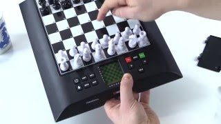 How to Play the Chess Genius Electronic Chess Computer