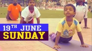Interanational Yoga Day 2016 @ Dataran Merdeka