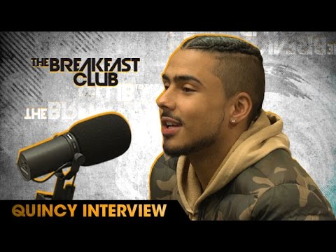 Quincy Talks His Role In Star Remaking Al B. Sure s Nite and Day & More with The Breakfast Club