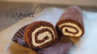 Chocolate Swiss Roll | Recipe