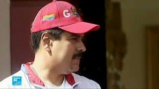 مادورو من سائق حافلة لرئيس لفنزويلا لولاية ثانية