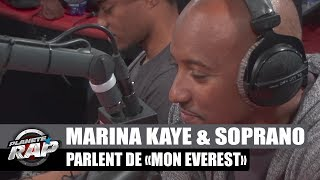Marina Kaye & Soprano nous parlent du morceau