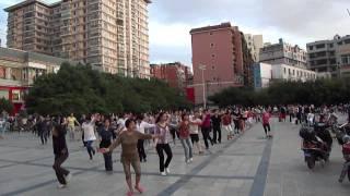 Kunming Chinese Exercise Dance