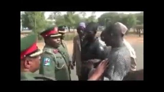 A Must-Watch Video: What really transpired on Saturday between CoAS Buratai and the Shiites in Zaria