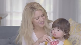 Watch Shakira Teach Her 2-Year-Old Son to Read in This Sweet Video!