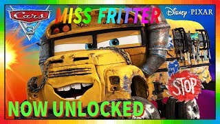 Cars 3 Driven to Win ★ Miss Fritter
