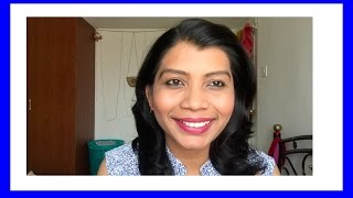Beginners Makeup For Indian House Wife / Stay at Home Mom