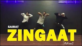 Zingaat | Sairat | KiranJ | Dancepeople