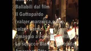 Pellicole Musiche dei film più celebri. Piovani, Morricone, Bacalov, Rota. Dir. G. Lanzetta