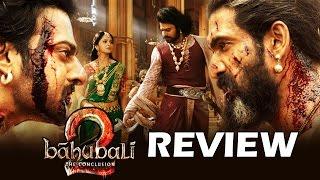 शानदार है Baahubali 2 - REVIEW - HOLLYWOOD को कड़ी टक्कर