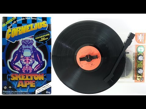 Xxx Mp4 RetroTech Columbia GP3 Portable Turntable Don39t Believe The Hype 3gp Sex