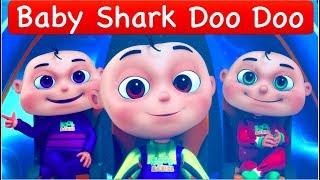 Baby Shark Song   Nursery Rhymes & Baby Songs   Animal Songs   Zool Babies Fun Songs   Shark Doo Doo