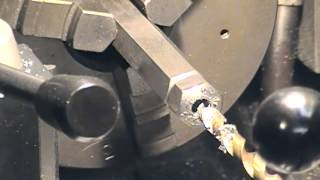 Just a nut! Making one in the lathe