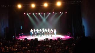 VOXPOP Teatro Coliseo - Los últimos 12 minutos del show - Tuve Tu Pachanga Loca, Oh L'amour, etc.