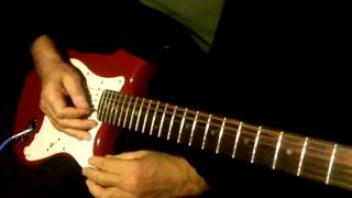 Ek Na Ek Din Ye Kahani Banegi Guitar Instrumental..Please use headphones for better sound..{:-)