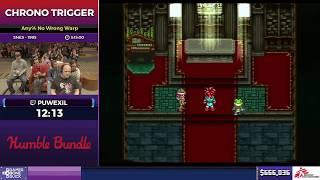 SGDQ 2017 - Chrono Trigger Speedrun (Any%)