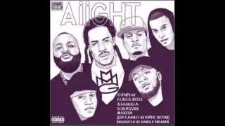 GunPlay - Aiight ft. Rick Ross, Saskilla, Scrufizzer & Maxsta [Grime Remix]