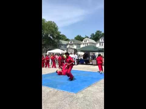 Dynamic martial arts academy demo
