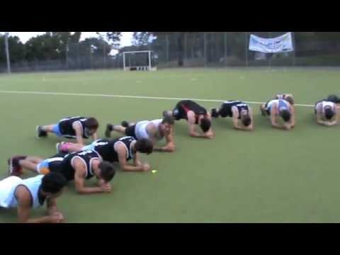 Ryde Hockey: Feats of Strength II