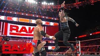 Roman Reigns & Bobby Lashley vs. The Revival: Raw, June 18, 2018