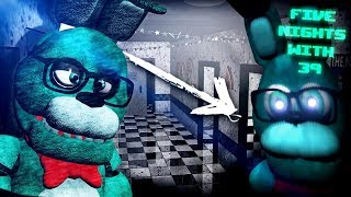 SCARING THE HECK OUT OF 39! | Five Nights With 39 - Part 2