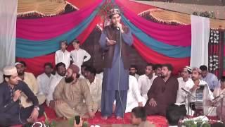 Bekhud kiye dete New naat Umair Zubair Qadri 2016 Mehfil Naat Pumpan wali pul Sahiwal Sargodha 2015