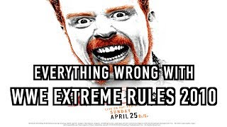 Episode #222: Everything Wrong With WWE Extreme Rules 2010