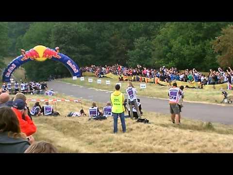 WRC Germany 2013 GINA jump