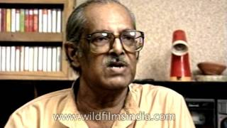 Film director Hrishikesh Mukherjee speaks about Bimal Roy