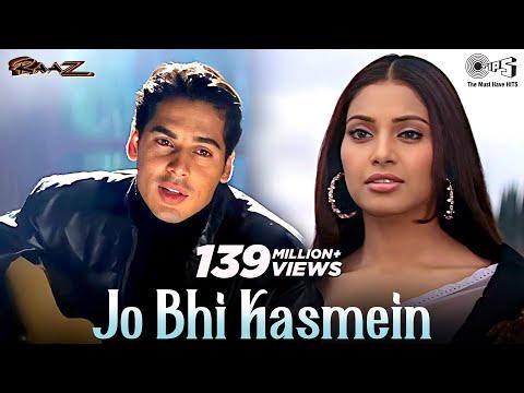 Xxx Mp4 Jo Bhi Kasmein Full Song Video Raaz Bipasha Basu Amp Dino Morea Udit Narayan Amp Alka Yagnik 3gp Sex