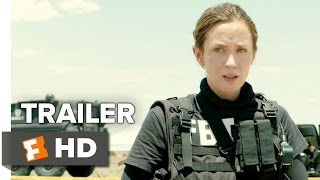 Sicario - 'Welcome to Juarez' Trailer (2015) - Emily Blunt, Josh Brolin Thriller HD