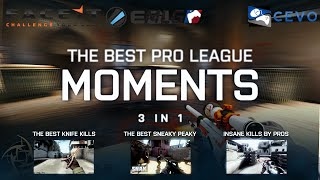 CS:GO | The MOST RIDICULOUS PRO MOMENTS (HUGE MONTAGE)