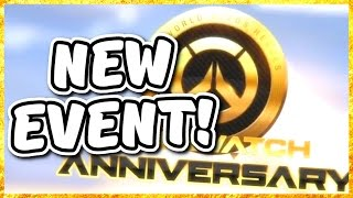 Overwatch - ANNIVERSARY EVENT CONFIRMED (What to Expect!)