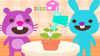 Fun Sago Mini Games - Kids Fun Go On A PlayDate With Sago Mini Friends - Baby Games For Kids