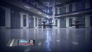 CONTACT 13: Nevada prison guard trainee charged in prisoner