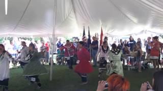 Women Smoke Dance At Gathering At The Heart Of Niagara 2nd Song