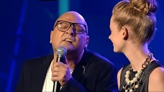 Katja vs. David - Somewhere Over The Rainbow | The Voice of Germany 2013 | Battle