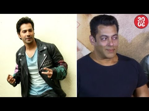 Varun's 'October' Film Inspired By Hollywood Flick 'Her'| Salman To Get 70% Profit Share In 'Race 3'